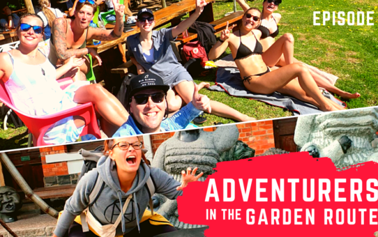 The Adventurers in the Garden Route - Episode 1